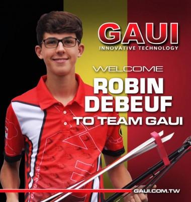 Belgium-Robin Debeuf