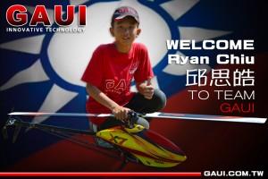 GAUI Team-pilot(Ryan Chiu)