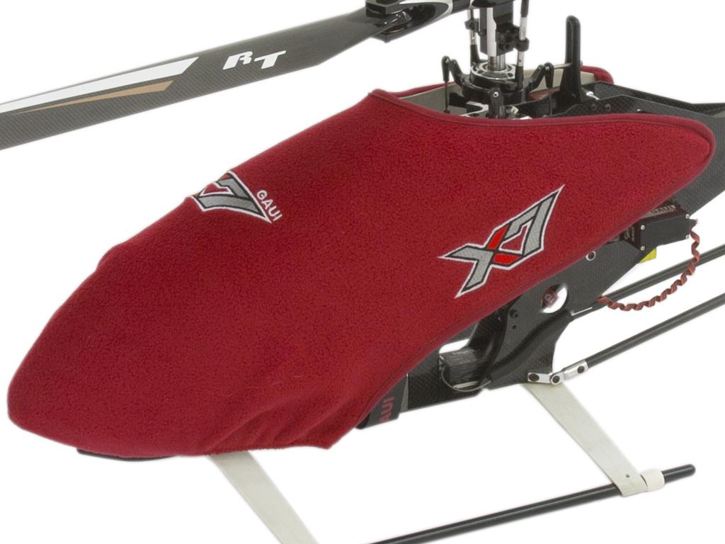 X7標準版艙罩絨布保護套