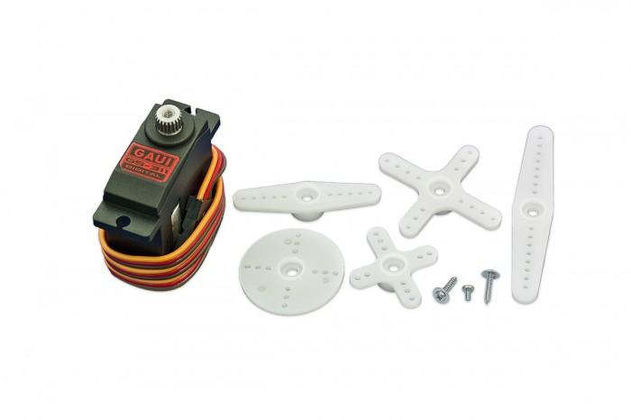 922101-GUEC GS-311 數位金屬齒伺服機