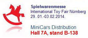 2014 Nuremberg International Toy Fair