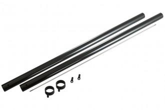 313067-NX4 尾管( 電鍍黑)