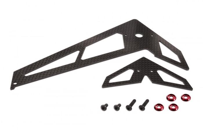 313501-NX4 碳纖尾翼組
