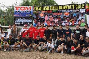 2012年3月25日泰國比賽照片