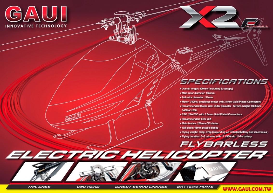 X2-FORMULA DM-01