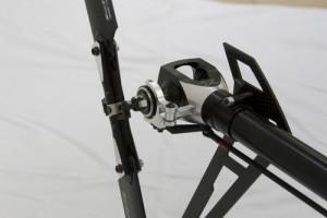 ♦搭配高效率CNC軸傳動尾管,無論是高或低轉速狀態下都有優異的表現。