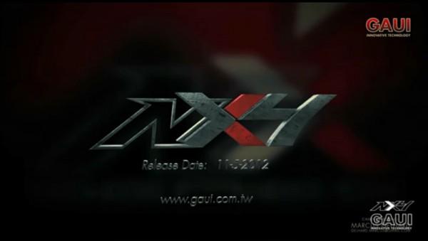 GAUI NX4 上市預告片