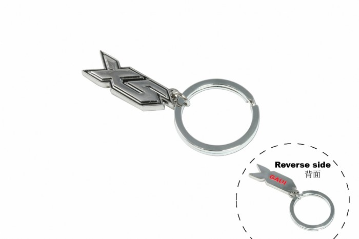 X5 金屬鑰匙圈