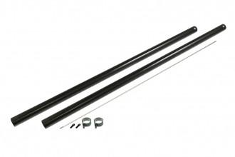 尾管(X5 皮帶版用-電鍍黑)