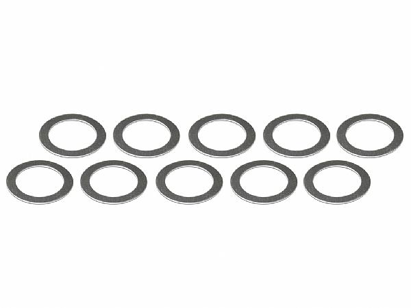 不鏽鋼華司(W12.2x17x0.2)不鏽鋼x10個