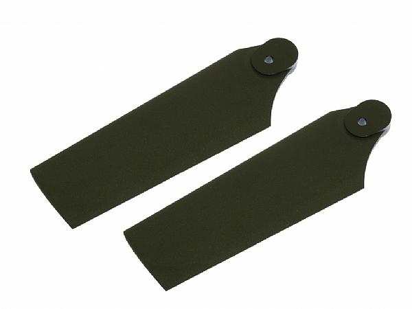 ♦塑膠尾旋翼(82mm) x 1 組
