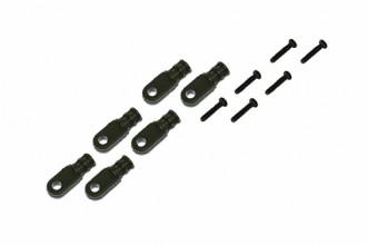 X5 尾支撐桿頭含螺絲包