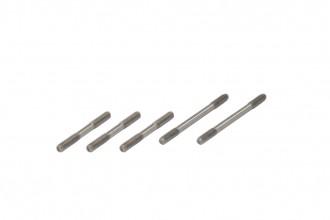不鏽鋼連桿組 (2x31mm)x2(2x23.5mm)x3