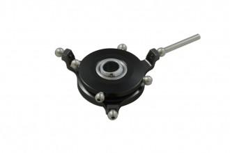 X4 CNC十字盤(電鍍黑)