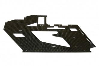 X4 右碳纖側板含附件