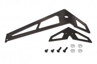 碳纖尾翼組