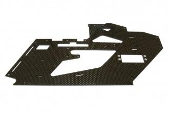 X4 左碳纖側板含附件