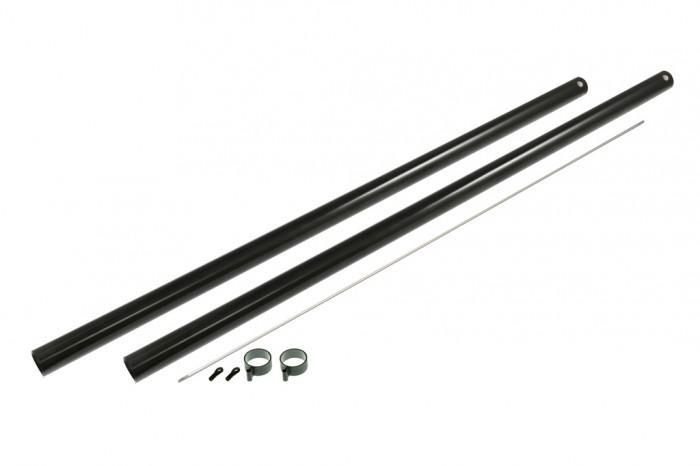 X4 尾管( 電鍍黑)