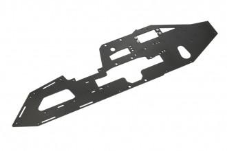 X7 碳纖右側板(2mm)