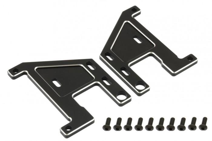 X7 CNC強化板(霧黑)