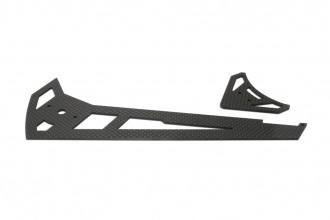 X7 碳纖尾翼組(2mm)
