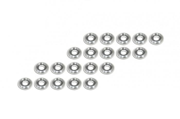 沉頭墊片組(適用M3螺絲)x20個