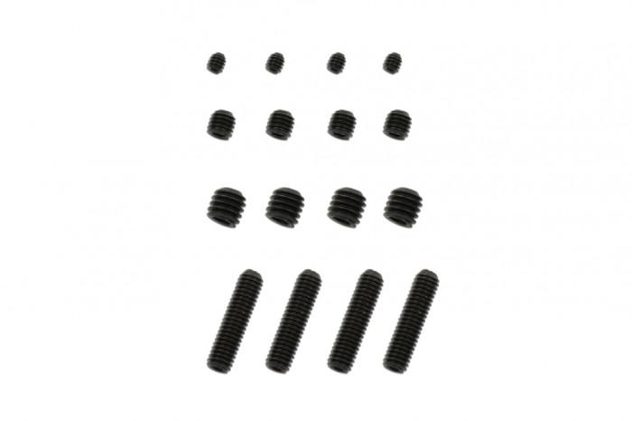 內六角止付螺絲包-黑色
