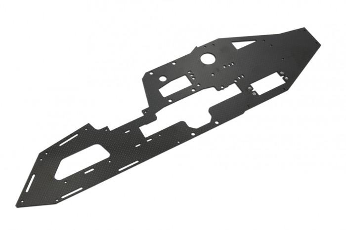 X7 碳纖左側板(2mm)