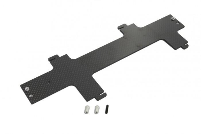 X7 碳纖機身中隔板(2mm)
