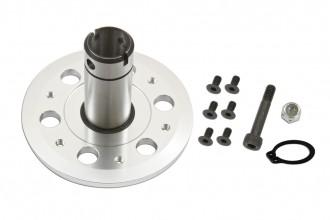 X7 66T 上齒盤輪榖含單向鋼套