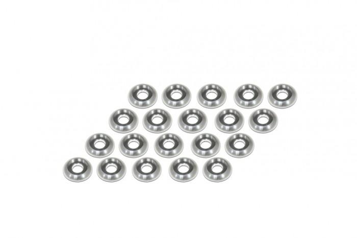 X5 沉頭墊片組(適用M3螺絲)x20