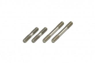 X5 不鏽鋼連桿組 (2x12mm)x2 (2x18mm)x2