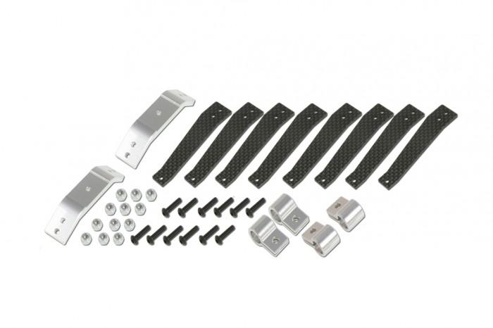 X5 CNC 碳纖腳架組