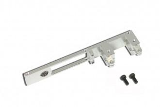 X2 CNC一體成型主軸及尾管座