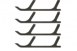 X2 碳纖腳架(黑)