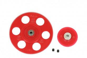 高性能同步自旋主齒盤附單向軸承組
