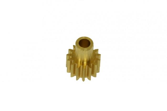 長頸馬達齒15T(孔徑2.3mm)