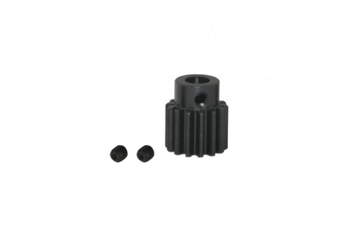 鋼製馬達齒14T(孔徑5.0mm)