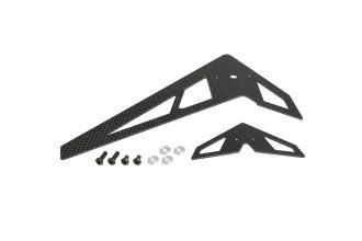 X5 碳纖尾翼組