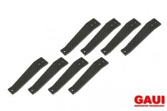 NX4 碳纖腳架板