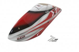 X7 FORMULA 艙罩(紅)