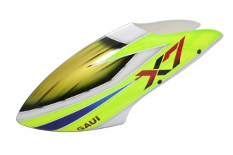 X7 玻纖彩繪噴漆座艙組(A1型)