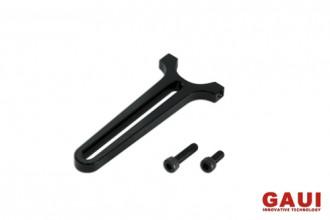 NX4 CNC十字盤滑軌(電鍍黑)