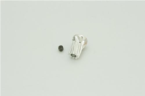 9T 鋁合金馬達斜齒(內孔3.17mm)