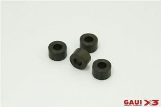 X3 橫軸橡皮墊(硬度80)x4個