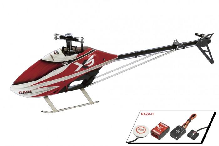 208023-X5 Combo H Kit(Naza-H)