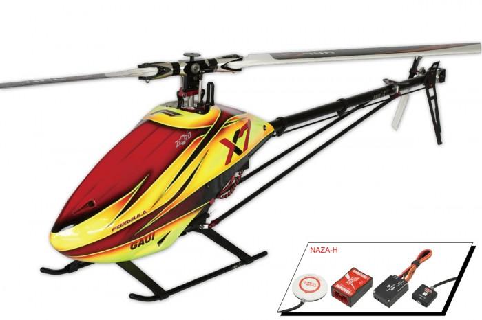 217961-X7 FORMULA Combo H Kit(Naza-H)