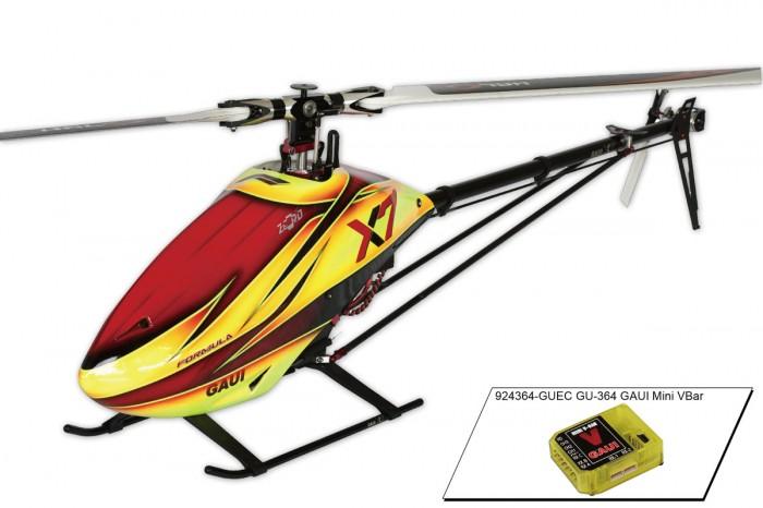 217962-X7 FORMULA Combo V Kit(Mini VBar)