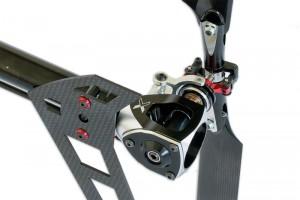 ♦金屬尾殼配備螺旋傘齒輪組,低噪音,高強度。
