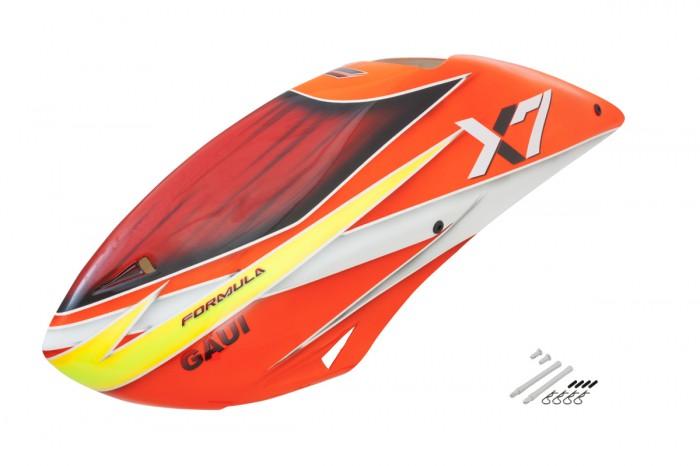 217713-X7 FORMULA 艙罩(B3型 橙色)
